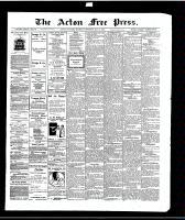 Acton Free Press (Acton, ON)14 May 1914