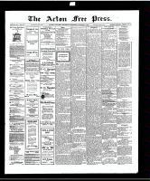 Acton Free Press (Acton, ON)7 Jan 1915