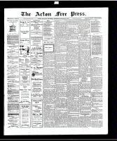 Acton Free Press (Acton, ON)14 Jan 1915