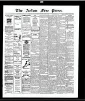 Acton Free Press (Acton, ON)4 Mar 1915