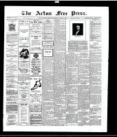 Acton Free Press (Acton, ON)8 Apr 1915