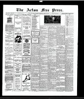 Acton Free Press (Acton, ON)15 Apr 1915