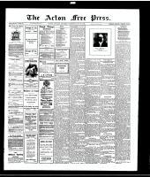 Acton Free Press (Acton, ON)20 May 1915