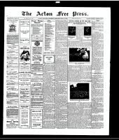 Acton Free Press (Acton, ON)27 May 1915