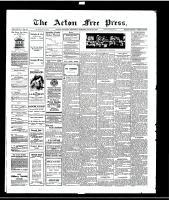 Acton Free Press (Acton, ON)10 Jun 1915