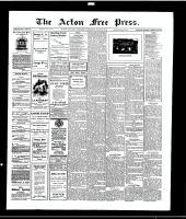Acton Free Press (Acton, ON)24 Jun 1915