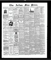 Acton Free Press (Acton, ON)8 Jul 1915