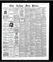 Acton Free Press (Acton, ON)29 Jul 1915