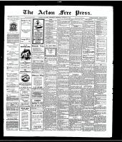 Acton Free Press (Acton, ON)19 Aug 1915