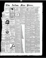 Acton Free Press (Acton, ON)30 Sep 1915