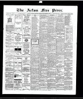 Acton Free Press (Acton, ON)25 Nov 1915