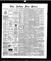 Acton Free Press (Acton, ON)16 Dec 1915
