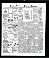 Acton Free Press (Acton, ON), January 13, 1916