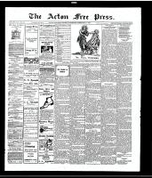 Acton Free Press (Acton, ON), February 10, 1916