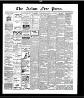 Acton Free Press (Acton, ON), February 17, 1916