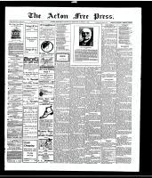 Acton Free Press (Acton, ON), March 9, 1916