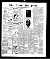 Acton Free Press (Acton, ON)16 Mar 1916