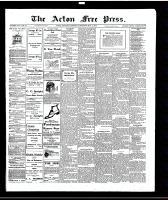 Acton Free Press (Acton, ON)4 May 1916