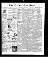 Acton Free Press (Acton, ON), May 25, 1916