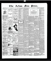 Acton Free Press (Acton, ON)1 Jun 1916