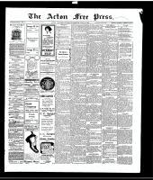Acton Free Press (Acton, ON), July 13, 1916