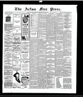Acton Free Press (Acton, ON), July 20, 1916