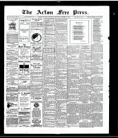 Acton Free Press (Acton, ON), October 19, 1916