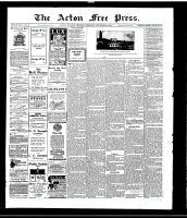 Acton Free Press (Acton, ON)23 Nov 1916