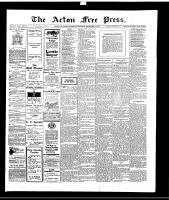 Acton Free Press (Acton, ON), December 7, 1916