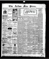 Acton Free Press (Acton, ON), December 28, 1916