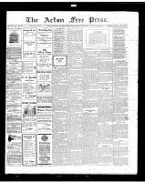 Acton Free Press (Acton, ON)22 Feb 1917
