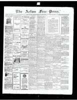 Acton Free Press (Acton, ON)8 Mar 1917