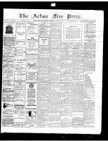 Acton Free Press (Acton, ON)12 Apr 1917