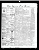 Acton Free Press (Acton, ON)3 May 1917