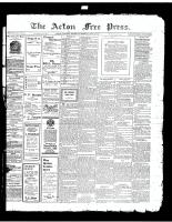 Acton Free Press (Acton, ON), June 7, 1917
