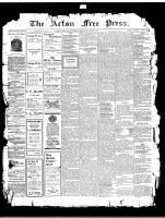 Acton Free Press (Acton, ON), June 14, 1917