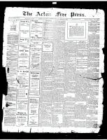 Acton Free Press (Acton, ON), August 23, 1917