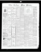 Acton Free Press (Acton, ON)13 Sep 1917