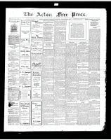 Acton Free Press (Acton, ON), September 20, 1917