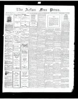 Acton Free Press (Acton, ON), September 27, 1917