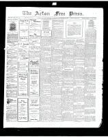 Acton Free Press (Acton, ON), September 27, 1917