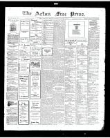 Acton Free Press (Acton, ON), October 4, 1917