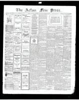 Acton Free Press (Acton, ON), December 6, 1917