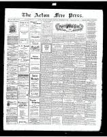 Acton Free Press (Acton, ON)27 Dec 1917