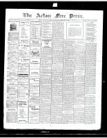 Acton Free Press (Acton, ON), February 28, 1918
