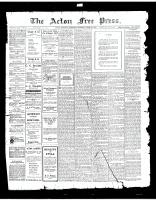 Acton Free Press (Acton, ON)25 Apr 1918