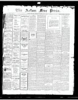 Acton Free Press (Acton, ON)2 May 1918