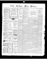 Acton Free Press (Acton, ON)6 Jun 1918