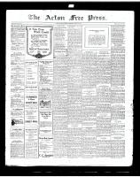 Acton Free Press (Acton, ON), August 15, 1918