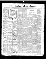 Acton Free Press (Acton, ON), September 12, 1918